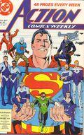 Action Comics (1938 DC) 601