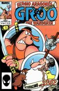 Groo the Wanderer (1985 Marvel) 7