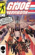 GI Joe Yearbook (1985-1988 Marvel) 1
