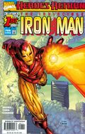 Iron Man (1998 3rd Series) 1A