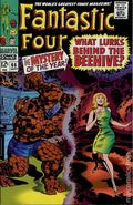 Fantastic Four (1961 1st Series) JC Penney Reprint 66