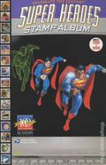 Super Heroes Stamp Album Celebrate the Century (1998) 10