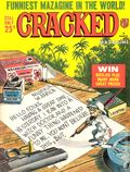 Cracked (1958 Major Magazine) 50
