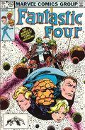 Fantastic Four (1961 1st Series) 253