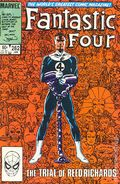 Fantastic Four (1961 1st Series) 262