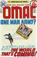 Omac (1974 1st Series) 1