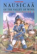 Nausicaa of the Valley of Wind GN (1995-1997 PC Edition) 2-1ST