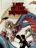 Last of the Dragons GN (1988 Marvel/Epic) 1st Edition 1-1ST