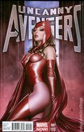 Uncanny Avengers (2012 Marvel Now) 1D