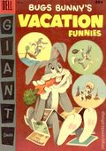 Dell Giant Bugs Bunny's Vacation Funnies (1951) 6