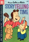 Dell Giant Marge's Lulu & Alvin Storytelling Time (1959) 1