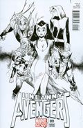 Uncanny Avengers (2012 Marvel Now) 1M