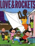 Love and Rockets (1982 1st Series) Magazine 2nd Printing 37