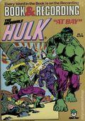 Incredible Hulk Peter Pan Record Comics (1981) 11R