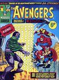 Avengers (1973-1976 Marvel UK) 5