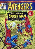 Avengers (1973-1976 Marvel UK) 8