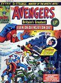 Avengers (1973-1976 Marvel UK) 11