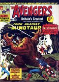 Avengers (1973-1976 Marvel UK) 14