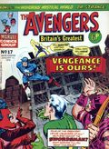 Avengers (1973-1976 Marvel UK) 17