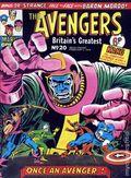 Avengers (1973-1976 Marvel UK) 20