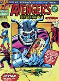 Avengers (1973-1976 Marvel UK) 23