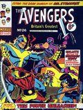 Avengers (1973-1976 Marvel UK) 26