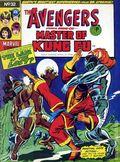 Avengers (1973-1976 Marvel UK) 32