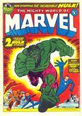Mighty World of Marvel (1972 UK Magazine) 33