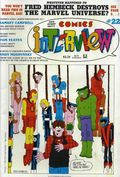 Comics Interview (1983) 22