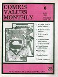 Comics Values Monthly (1986) 6