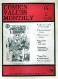 Comics Values Monthly (1986) 15