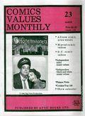 Comics Values Monthly (1986) 23