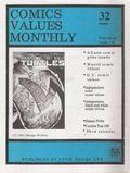 Comics Values Monthly (1986) 32