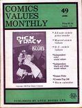 Comics Values Monthly (1986) 49