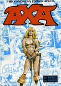 Axa TPB (1983-1988 First American Edition) 1-1ST