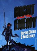 Night and the Enemy GN (1987 Comico) 1st Edition 1-1ST