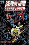 Spider-Man/Punisher/Sabretooth: Designer Genes GN (1993 Marvel) 1S-1ST