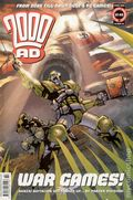 2000 AD (1977 IPC/Fleetway/Rebellion) UK 1260
