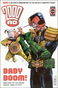 2000 AD (1977 IPC/Fleetway/Rebellion) UK 1262