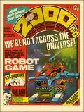 2000 AD (1977 IPC/Fleetway) UK 122
