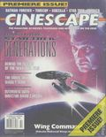Cinescape (1994) Vol. 1 #1