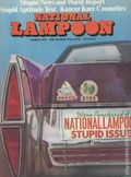 National Lampoon (1970) 1974-03