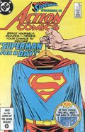 Action Comics (1938 DC) 581