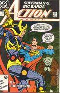 Action Comics (1938 DC) 592