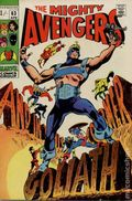Avengers (1963 1st Series) UK Edition 63UK
