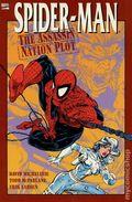 Spider-Man The Assassin Nation Plot TPB (1992 Marvel) 1-1ST