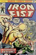 Iron Fist (1975 1st Series) 30 Cent Variant 4