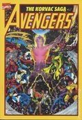 Avengers The Korvac Saga TPB (1991 Marvel) 1st Edition 1-1ST