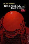 Akira Bilingual Booklet 1