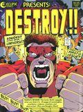Destroy!! (1986) Treasury 1